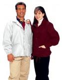 Nylon Windbreaker Coaches Jacket (Unlined)